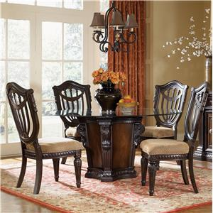 Fairmont Designs Grand Estates 5 Piece Dining Set