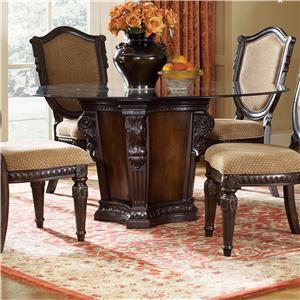 Fairmont Designs Grand Estates Pedestal Dining Table