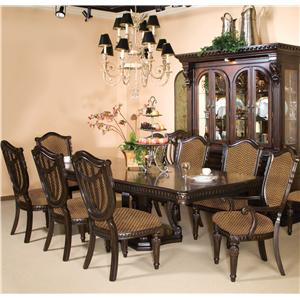 Fairmont Designs Grand Estates 7 Piece Dining Set