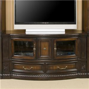 "Morris Home Furnishings Grand Rapids Grand Rapids 62"" Console"