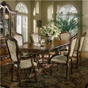 Fairmont Designs Repertoire Double Pedestal Dining Table