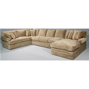Fairmont Designs Hilton 3 Piece Sectional