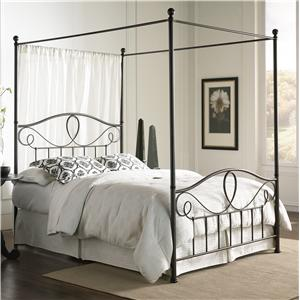Fashion Bed Group Canopy Beds Queen Sylvania Canopy Bed
