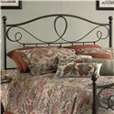 Fashion Bed Group Metal Beds Full Sylvania Headboard - Item Number: B12774