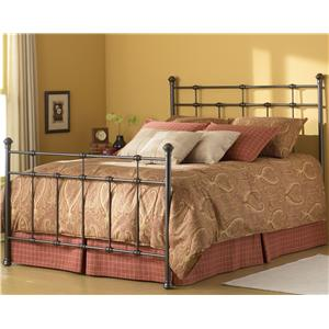 Fashion Bed Group Metal Beds Queen Dexter Bed Without Frame