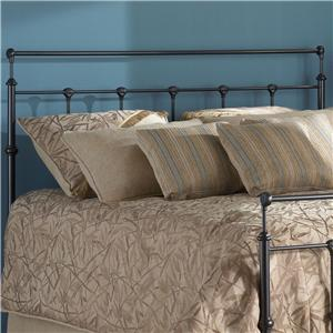 Fashion Bed Group Metal Beds Queen Winslow Headboard