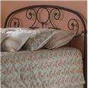 Fashion Bed Group Metal Beds King/California King Grafton Headboard  - Item Number: B42336