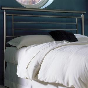 Fashion Bed Group Metal Beds Queen Chatham Headboard