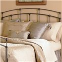 Fashion Bed Group Metal Beds King/California King Fenton Duo Panel Headboard or Footboard  - Duo Panel Shown May Not Represent Size Indicated