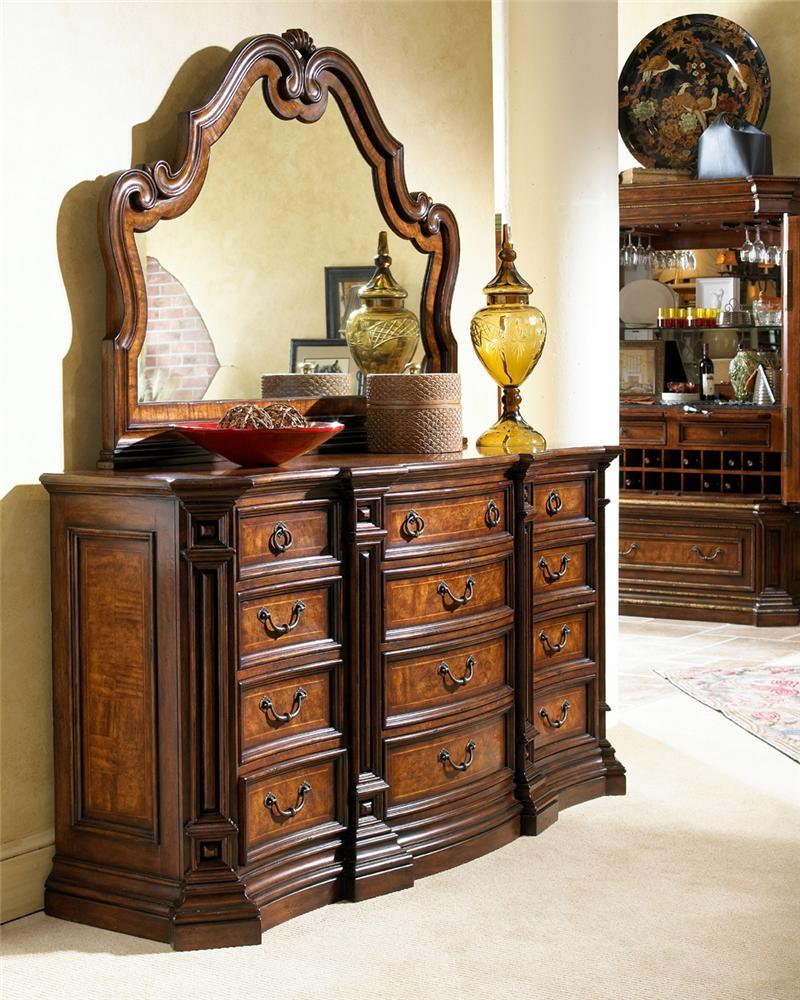 Large 12 Drawer Triple Dresser By Fine Furniture Design Wolf And Gardiner Wolf Furniture