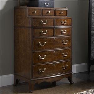 Belfort Signature Belmont 919 Chesapeake Tall Chest