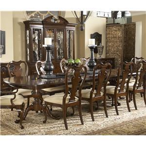 Belfort Signature Belmont 919 Fredericksburg Dining Table