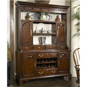 Fine Furniture Design American Cherry Cambridge Welch Cupboard