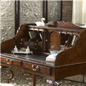 Belfort Signature Belmont 919 New Bedford Ladies' Desk with Tooled Leather Top - Features a Tooled Leather Top