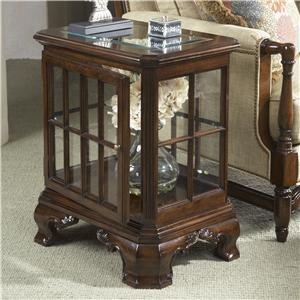 Belfort Signature Belmont 919 Manchester Curio Table