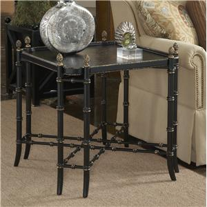 Belfort Signature Belmont 919 New London Chinoiserie Lamp Table