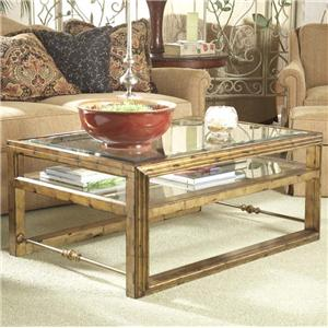 Belfort Signature Westview 819 Rectangular Cocktail Table