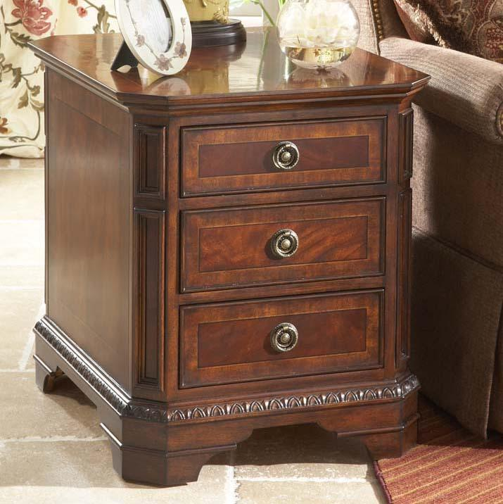 side table with drawer Classic Side Table with Drawers by Fine Furniture Design | Wolf  side table with drawer