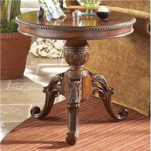 Belfort Signature Westview 819 Round End Table