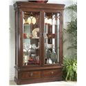 Belfort Signature Westview 819 Display Cabinet - Item Number: 920-990