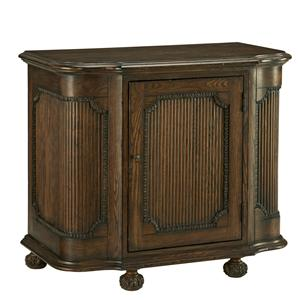 Fine Furniture Design Biltmore Tambour Cabinet