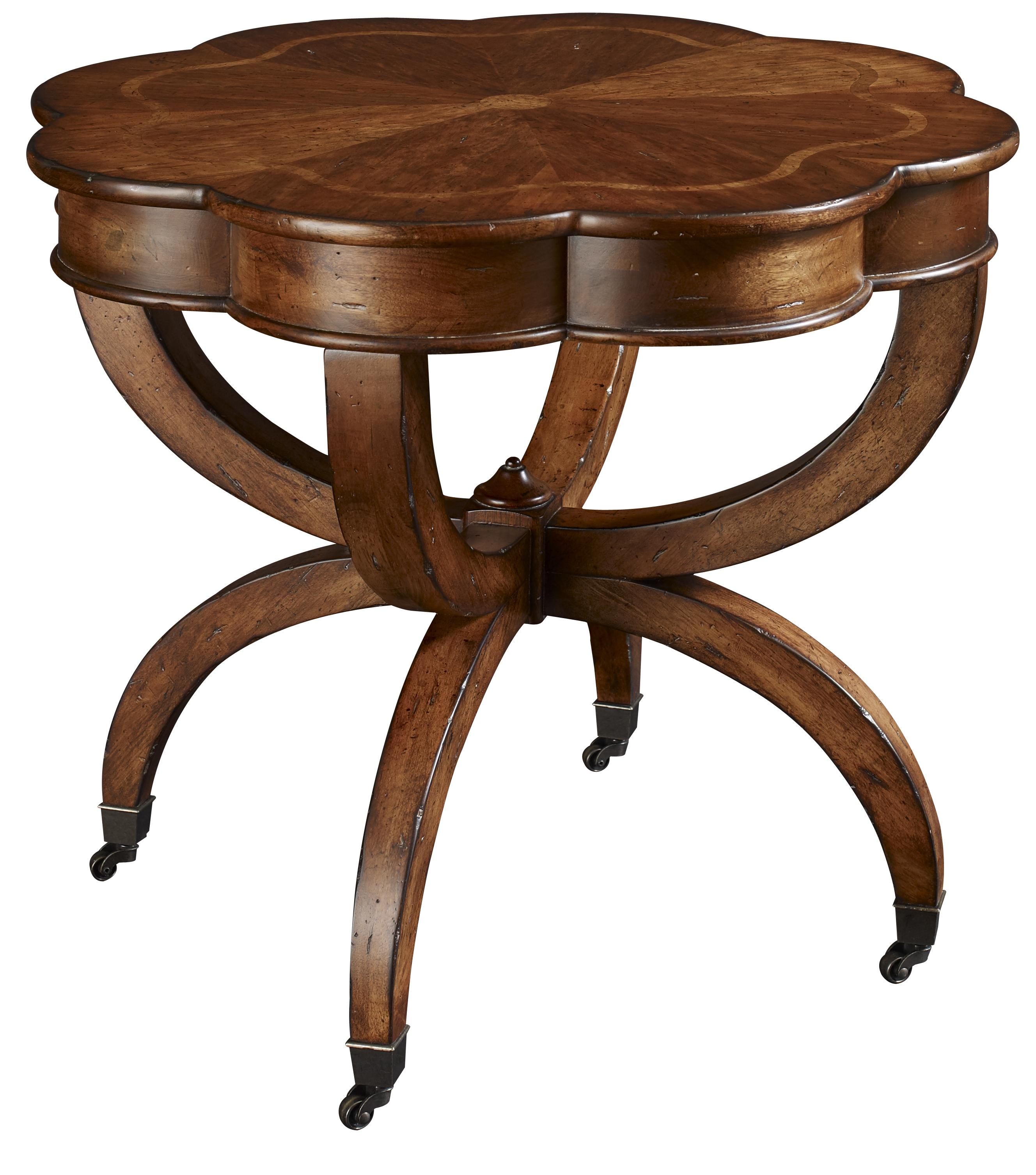 glaze for kitchen cabinets end table w casters by furniture design wolf and 15909