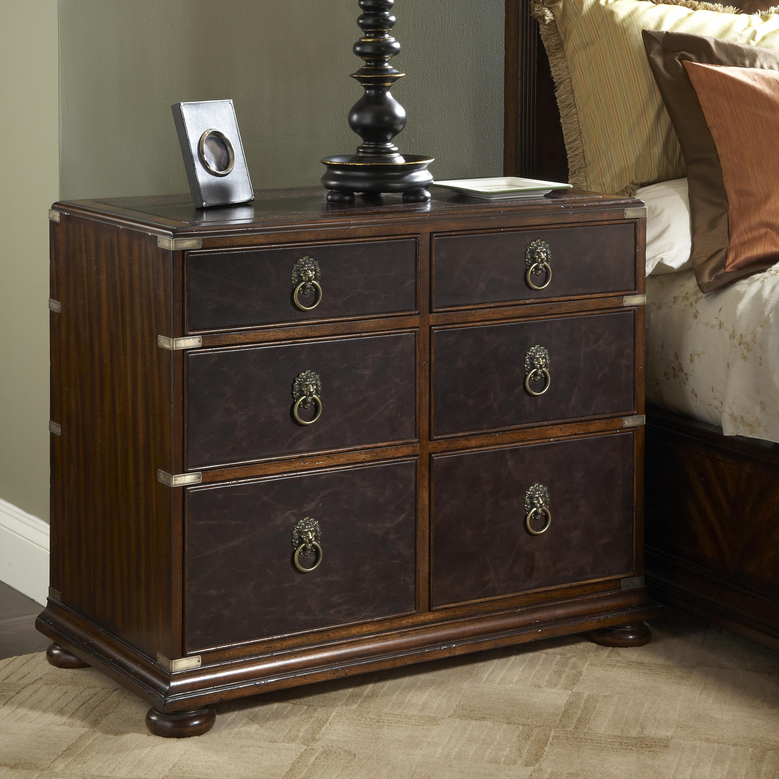 bedsid chest drawers mahogany inlaid antique of atlas pair antiques bedside