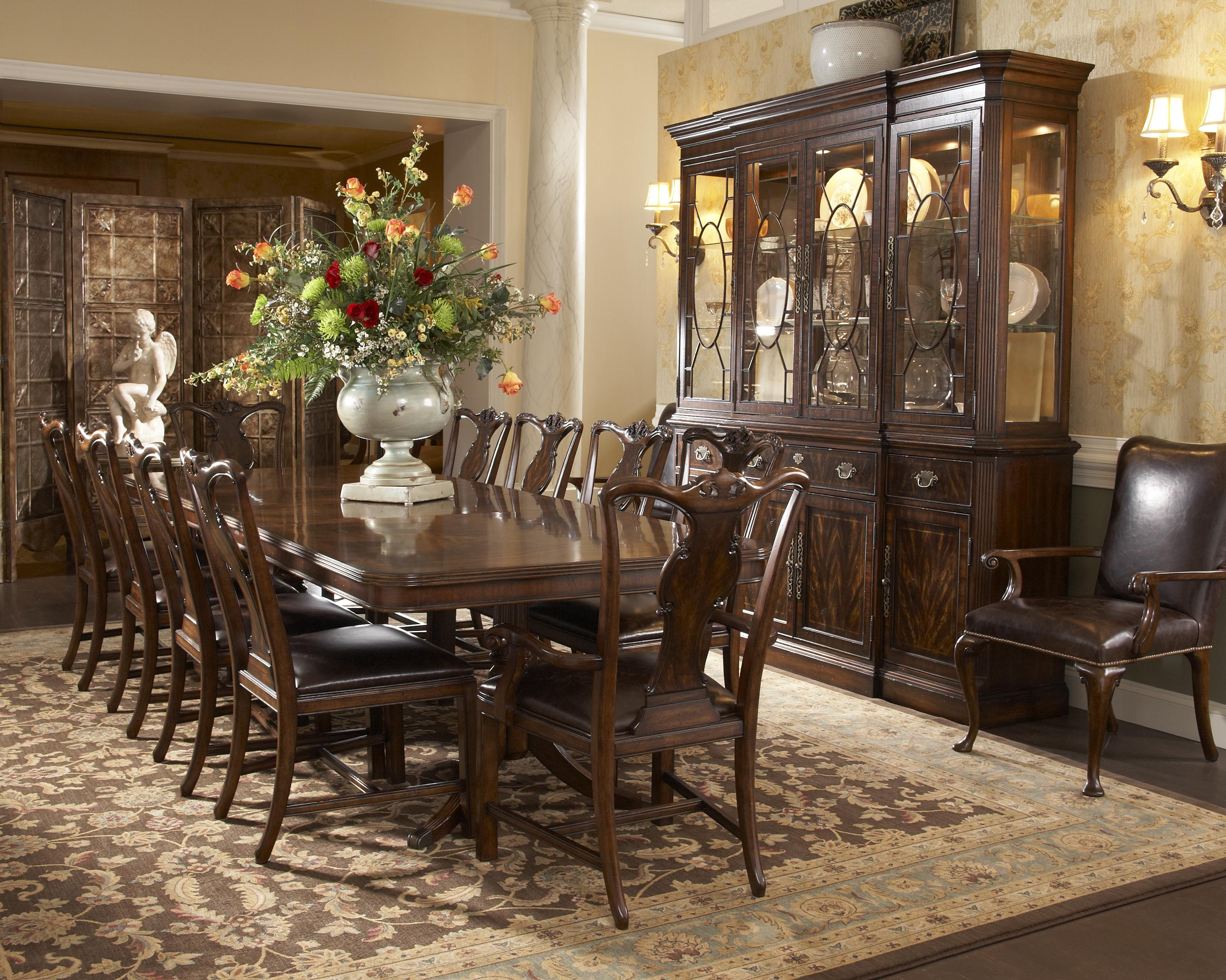 Breakfront China Cabinet by Fine Furniture Design | Wolf and ...