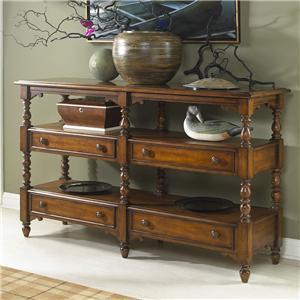Fine Furniture Design Summer Home Console