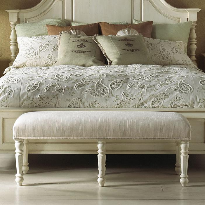 By Fine Furniture Design. Classic Bed Bench