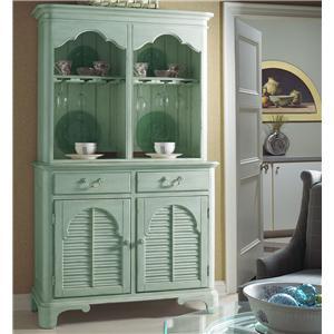 Fine Furniture Design Summer Home China Cabinet