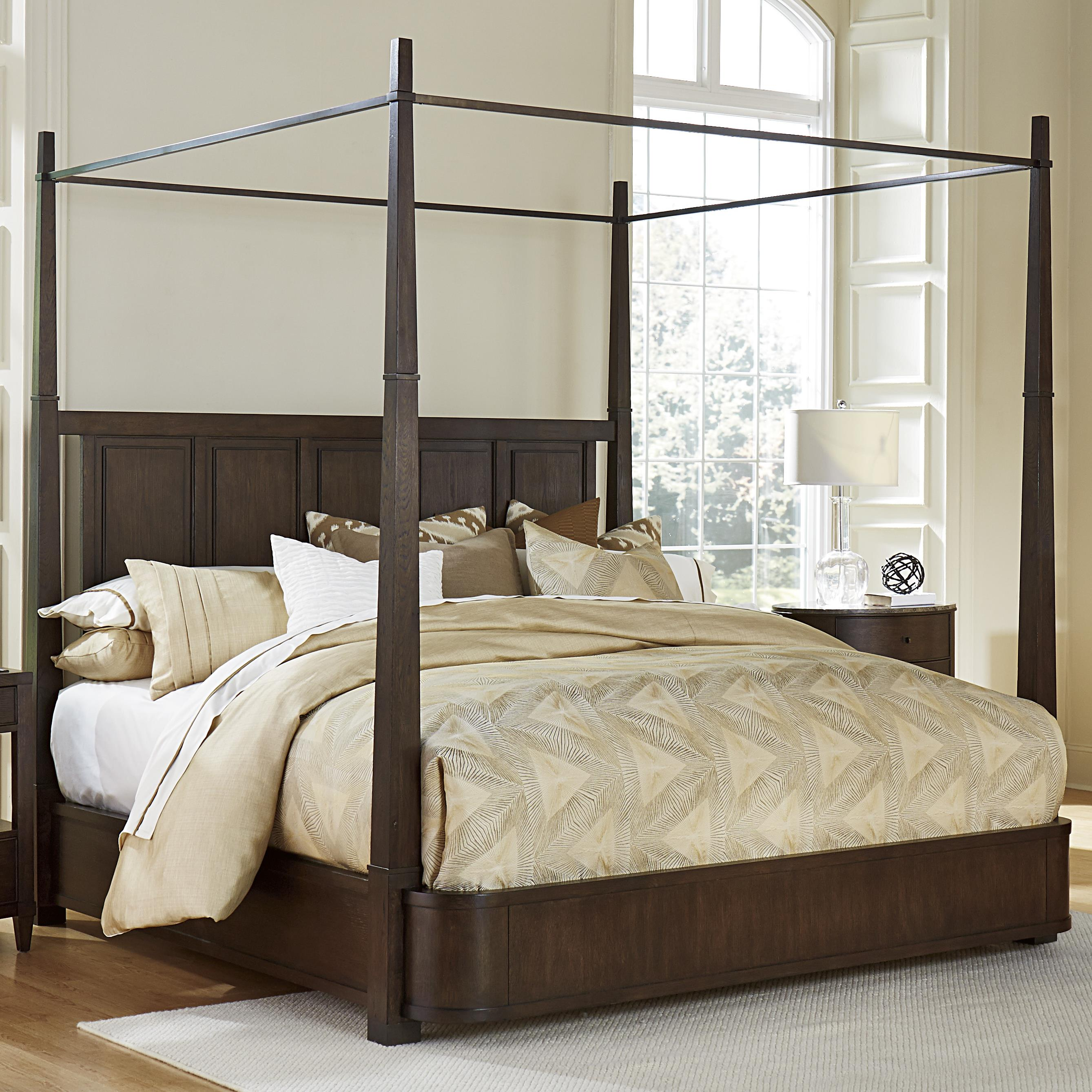 metal canopy bed california king avery metal canopy bed by furniture 13233