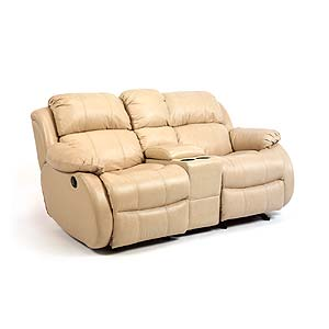 Flexsteel Latitudes - Brandon Rocking Reclining Love Seat