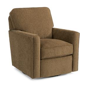 Flexsteel Accents Swivel Chair