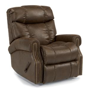 Flexsteel Accents Morrison Rocking Recliner
