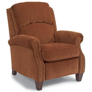 Flexsteel Accents Whistler High Leg Recliner