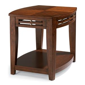 Flexsteel Bali End Table