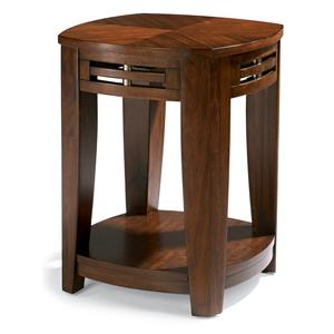 Flexsteel Bali Chair Side Table