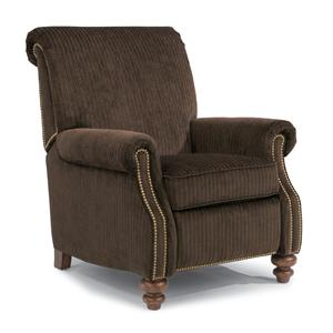 Flexsteel Bay Bridge High Leg Recliner