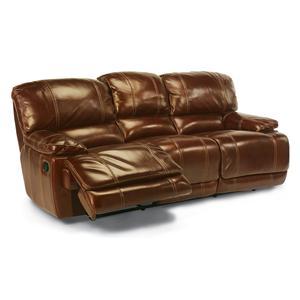 Flexsteel Latitudes - Belmont Reclining Sofa