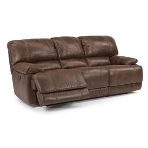 Flexsteel Latitudes - Belmont Power Reclining Sofa
