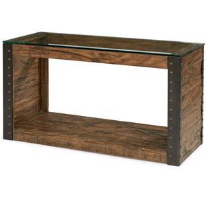 Flexsteel Bridgewater Sofa Table