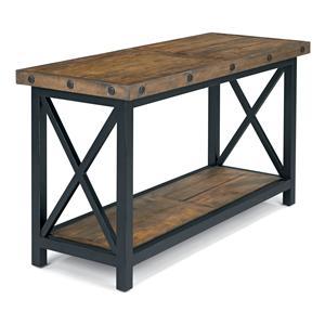 Flexsteel Carpenter Sofa Table