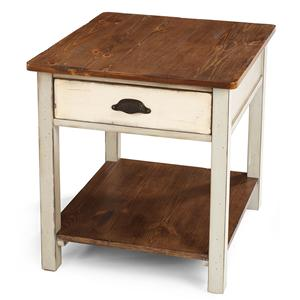Flexsteel Chateau Chateau Storage End Table