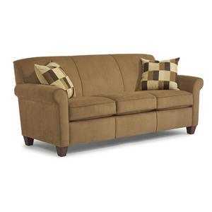 Flexsteel Dana Stationary Sofa