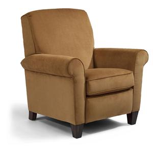 Flexsteel Dana Power High Leg Recliner