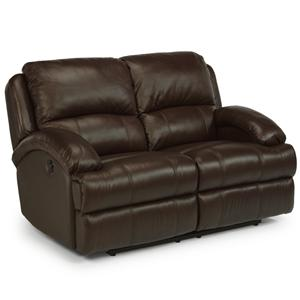 Flexsteel Latitudes - Fast Lane Double Reclining Loveseat