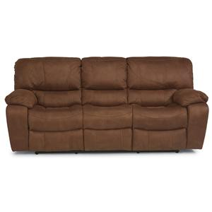 Flexsteel Latitudes - Grandview Reclining Sofa