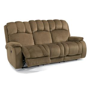 Flexsteel Huron Power Reclining Sofa