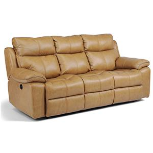 Flexsteel Latitudes - Julio Power Reclining Sofa